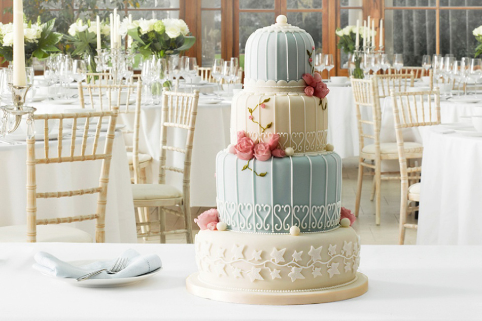 Delicous And Affordable Marks Spencer Wedding Cakes