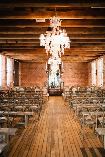 ceremony setup, romantic, rustic, surprise wedding