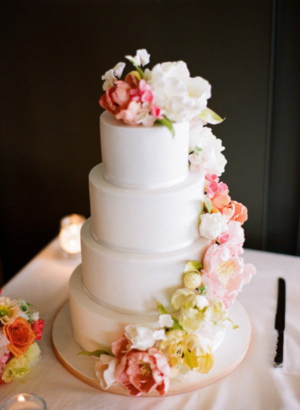 Pictures of Wedding Cakes for Any Budget