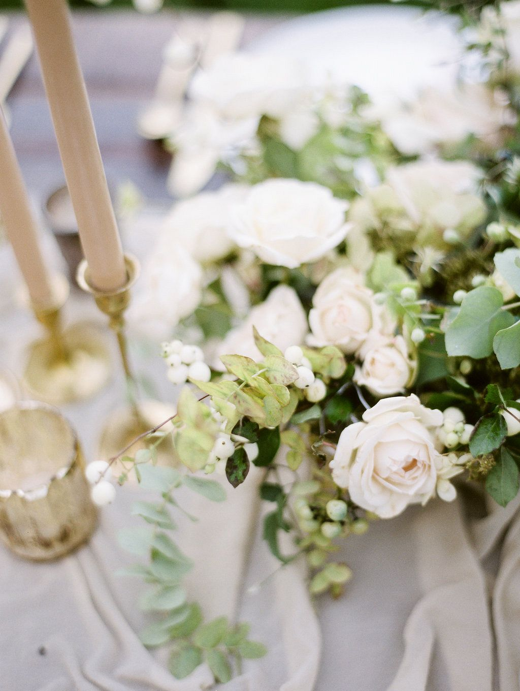 Old World Romantic Wedding Inspiration