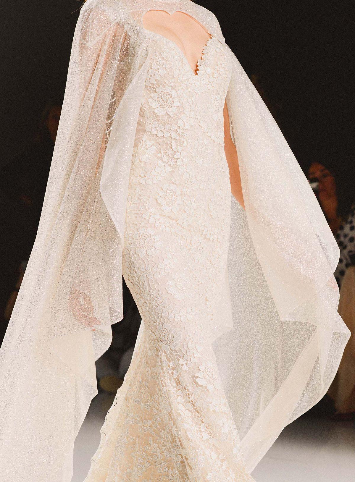 Barcelona Bridal Week - Sara Donaldson - Galia Lahav - Wedding Sparrow
