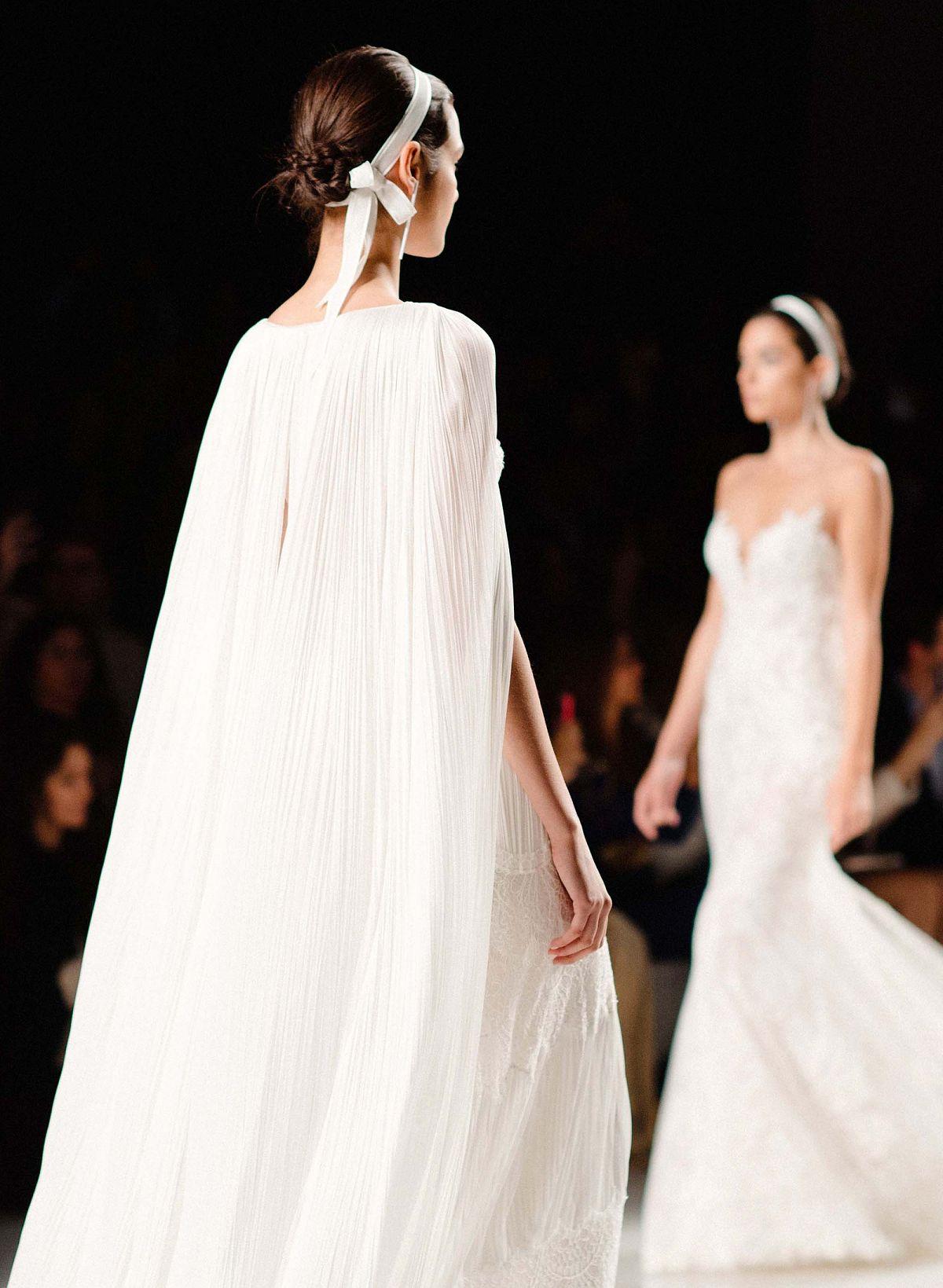 Barcelona Bridal Week - Sara Donaldson - Rosa Clara - Wedding Sparrow