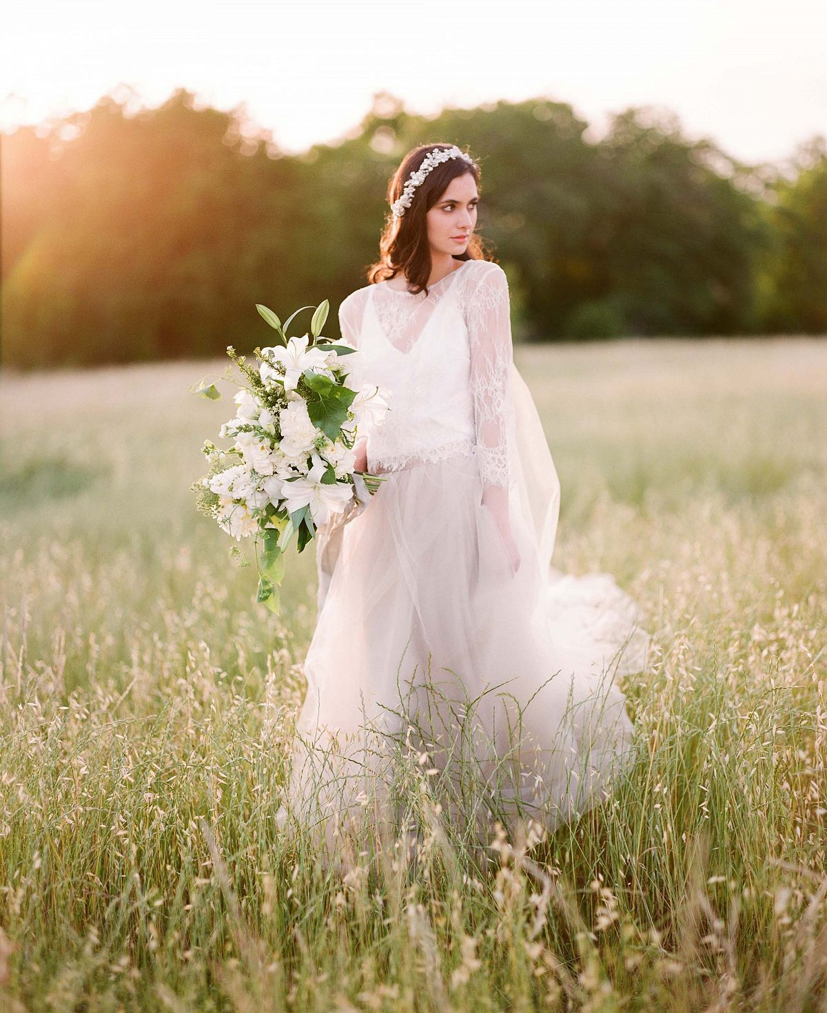 Sara Donaldson bridal session | Wedding Sparrow