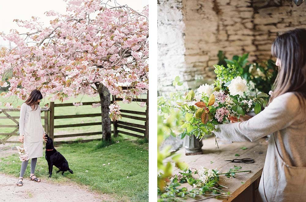 Artisan Shoot by Taylor and Porter Photographs | Wedding Sparrow