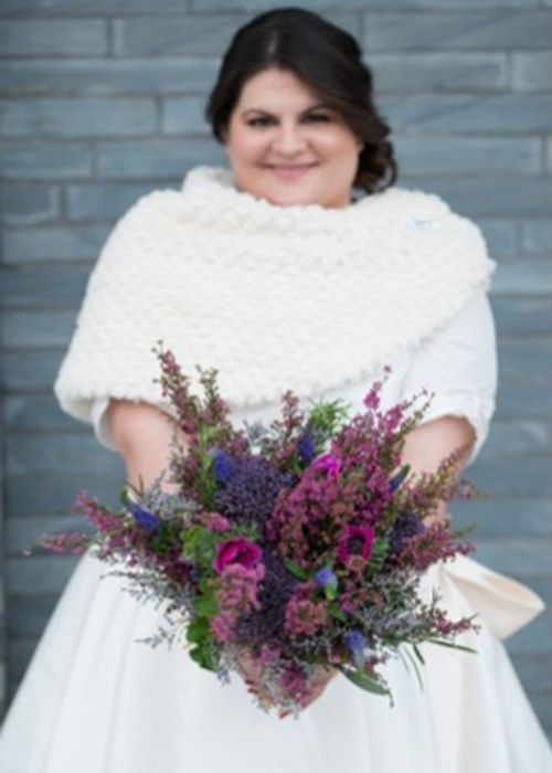 b429d9f8c4d ... Style Tips Every Plus Size Winter Bride Should Know. winter-plus-size- bride-new