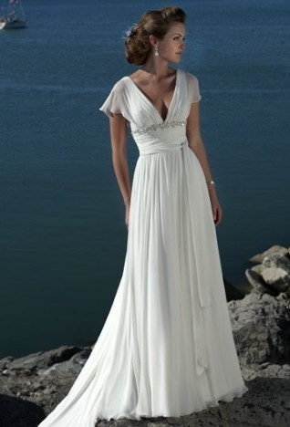 semiformal beach wedding_Formal Dresses_dressesss