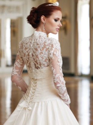 Can you identify good features of couture marriage dress? | Plus ...
