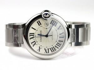 Stainless Steel Cartier Watch