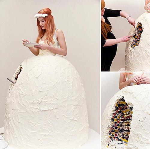Plus Size Second Wedding Dresses: 15 Horrendous Wedding Dresses That Never Should Have