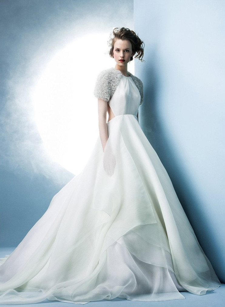 Spring 2016 Wedding Dress Trends (and Rings to Match) - Plus Size ...