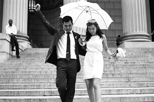 What to Wear in Your Courthouse Wedding
