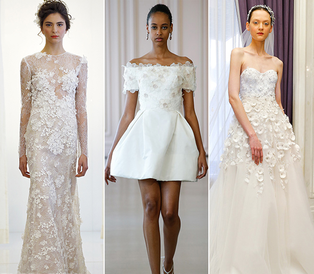 The Top 5 Trends from Bridal Fashion Week