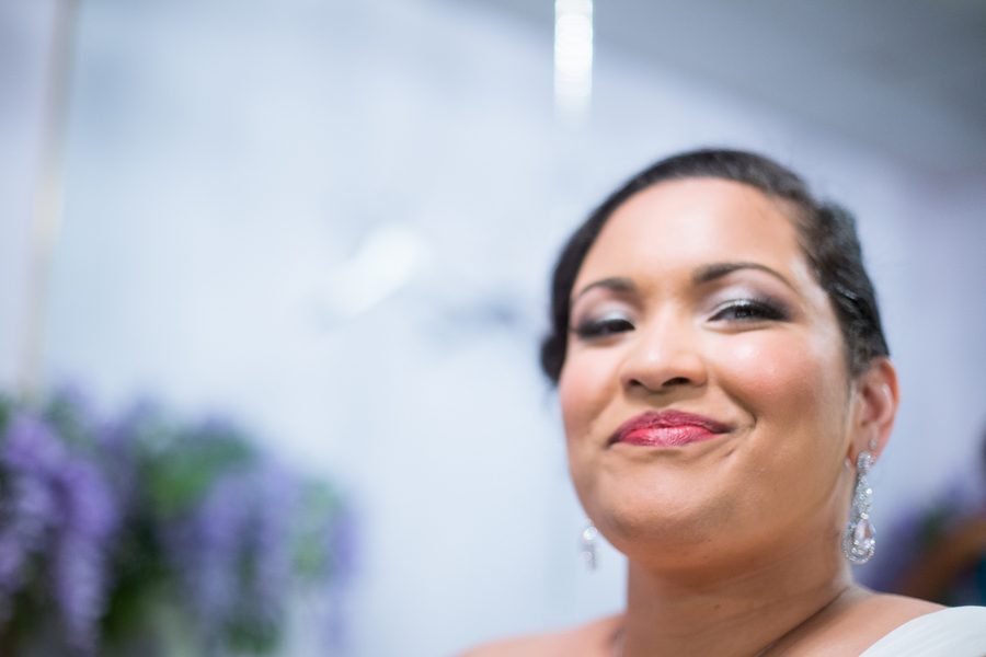 Real Plus Size Wedding-Music Inspired Wedding