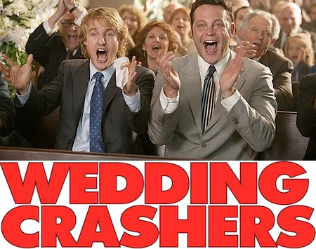 Funny wedding movie:Wedding Crashers