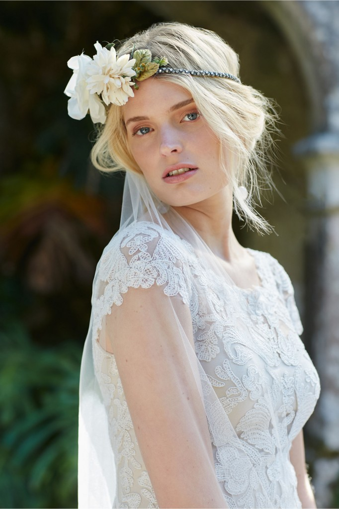 Modern Wedding Grown Be A Classic Beauty