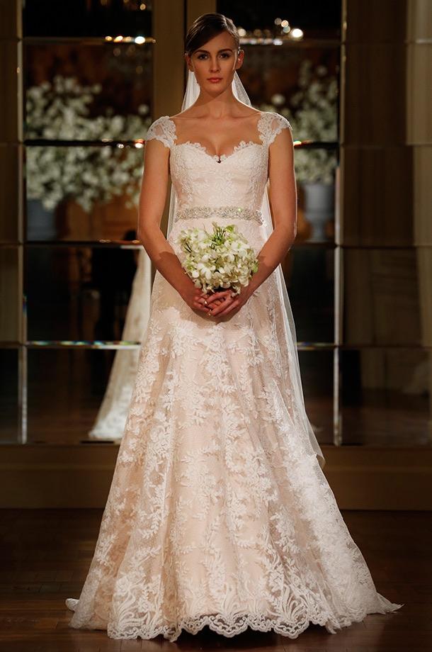 Newest Elegant Designer WEdding Dresses-Legends Romona Keveza ...