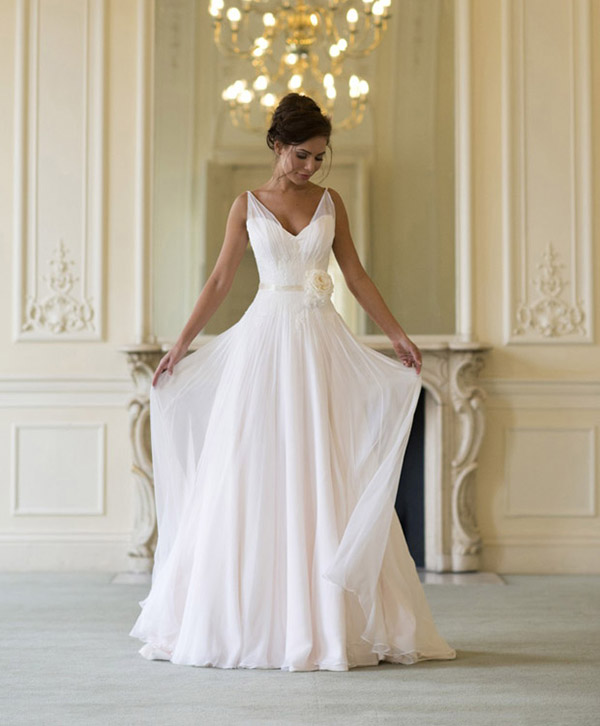 5 Fashion Wedding Dresses Style Brides Will Love