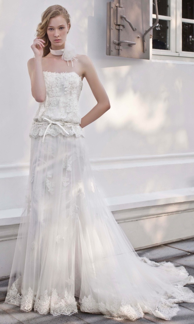 Wedding Dress Trends Reviews : Newest wedding dresses fashion trends plus size