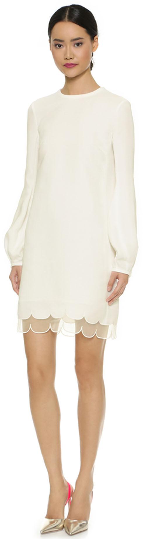2016 new fashion trends 11 simple short wedding dresses for Valentino short wedding dress
