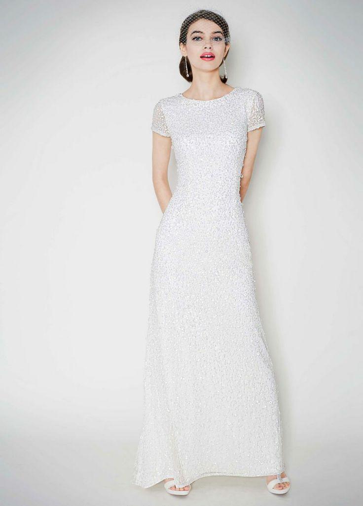 10 Simple Affordable Wedding Dresses Under $500 | Plus Size Wedding ...