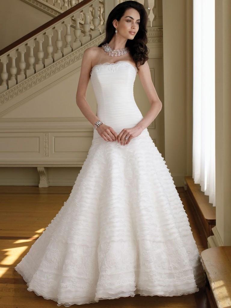 Cheap and elegant wedding dresses 06