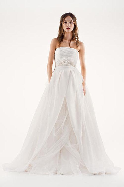 Top10 budget simple wedding dresses 06