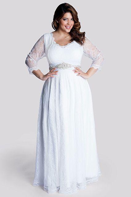 7 plus size wedding dresses bride must love