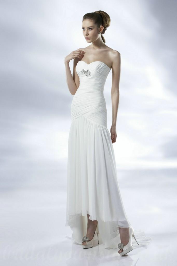 Cheap and elegant wedding dresses 02