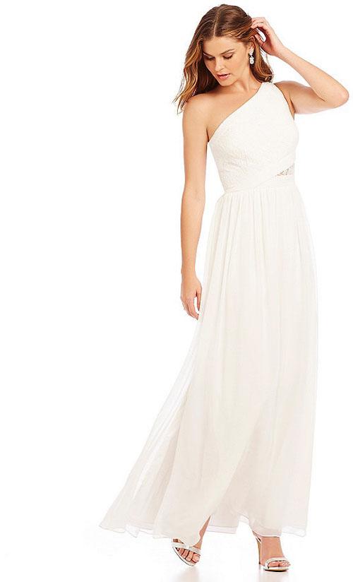 12 cheap ans simple wedding dresses 12