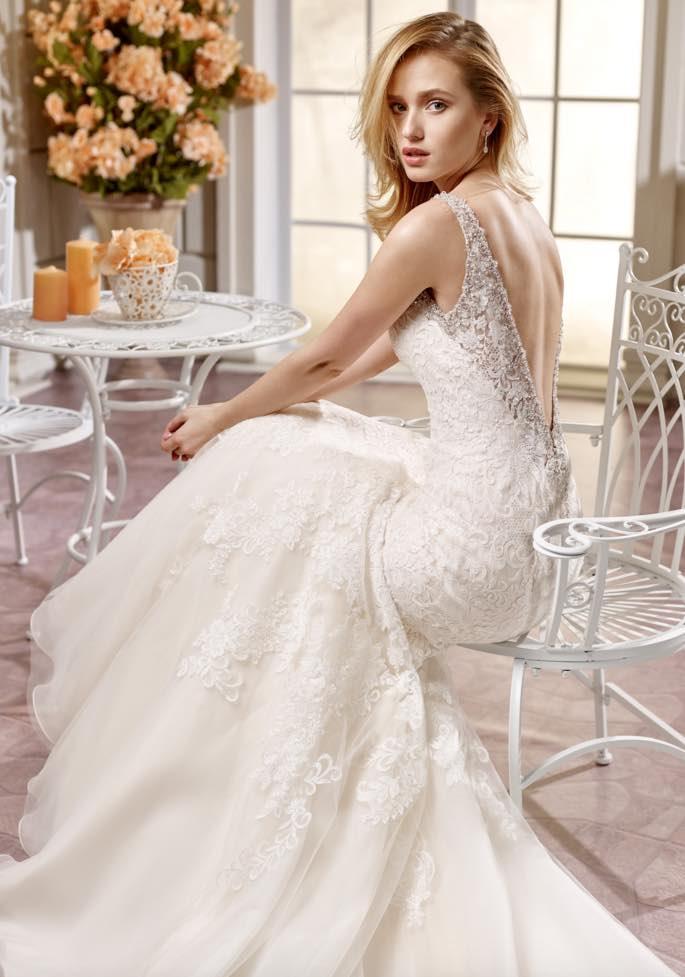 Eddy k newest elegant wedding dresses collection plus for Eddy k wedding dresses