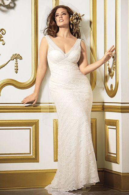 7 plus size wedding dresses bride must love 04