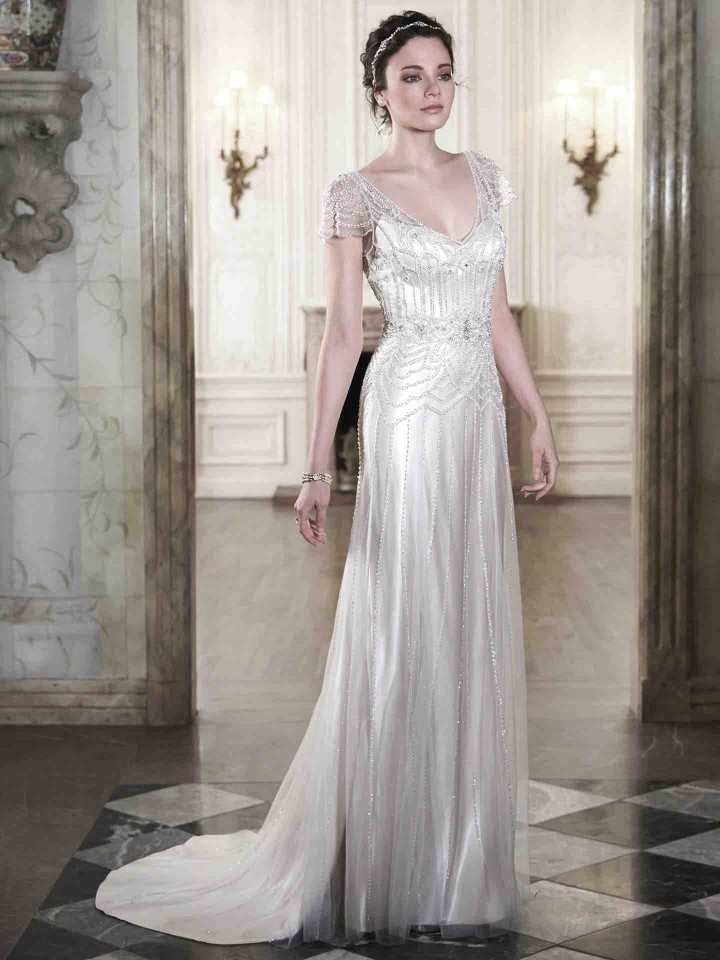 12 Chic and luxury wedding dresses 05