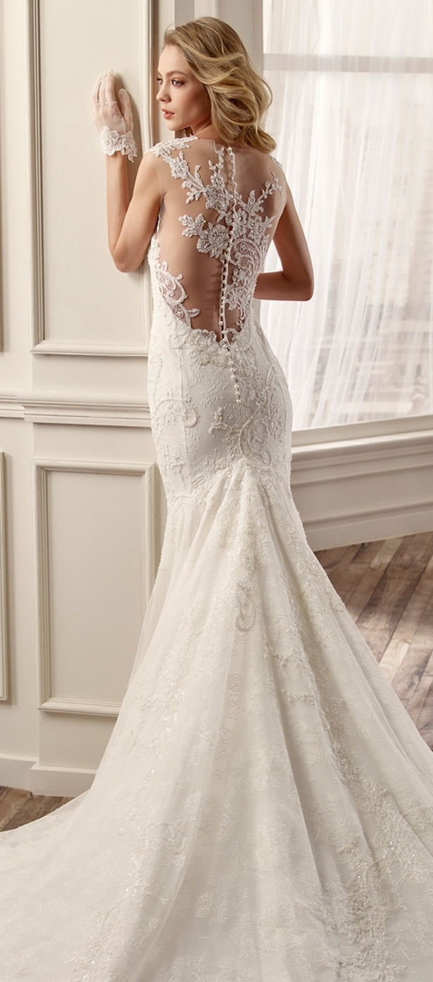nicole spose elegant wedding dresses 2016 collection