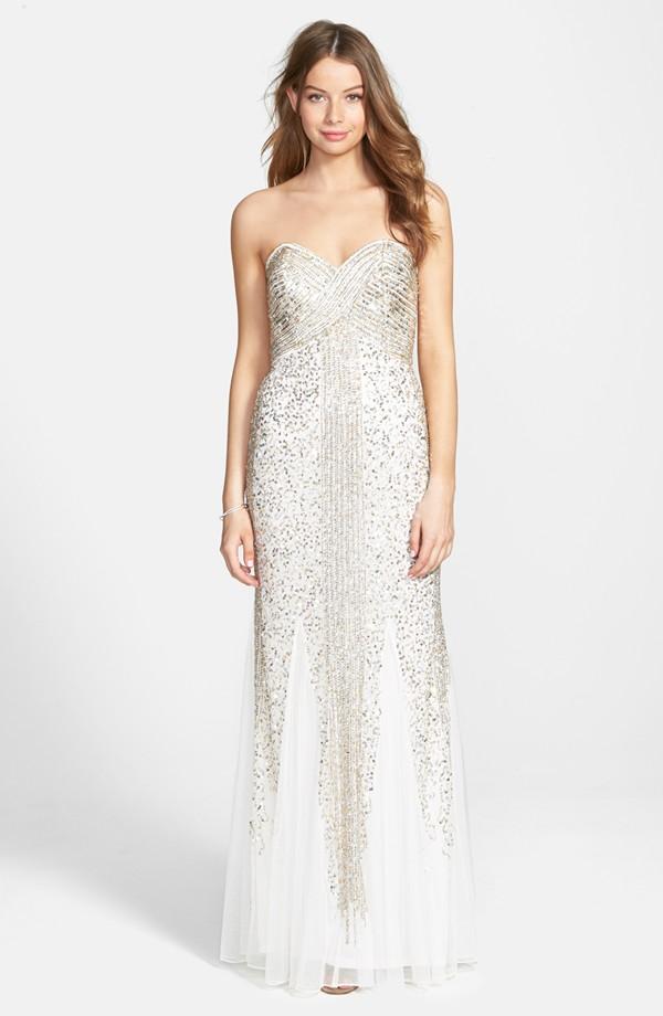 10 Inexpensive Fashion Wedding Dresses 09
