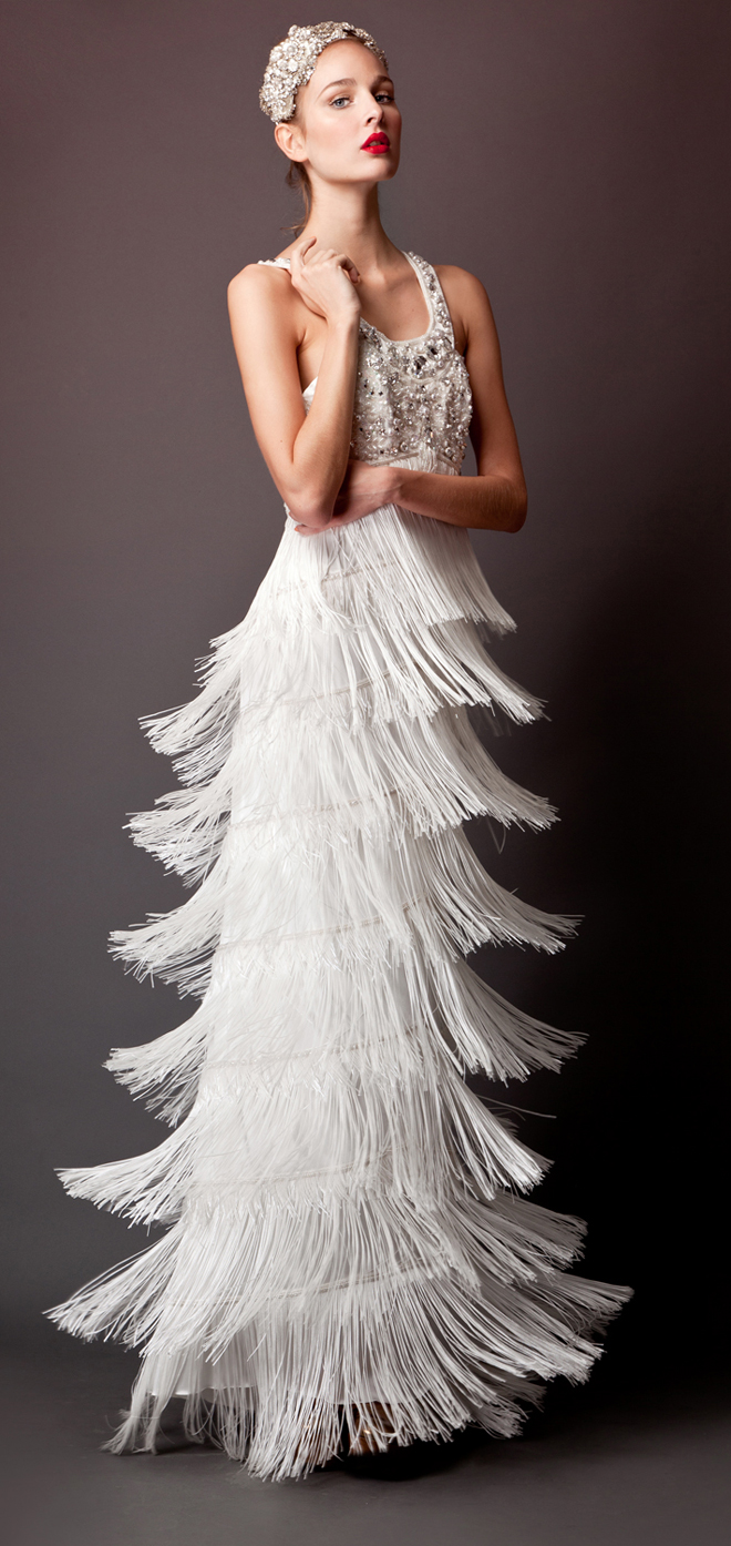 10 Distinctive Wedding Dresses Brides Will Say \