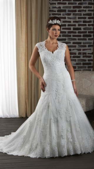 5 perfect Bonny Bridal wedding dresses 04