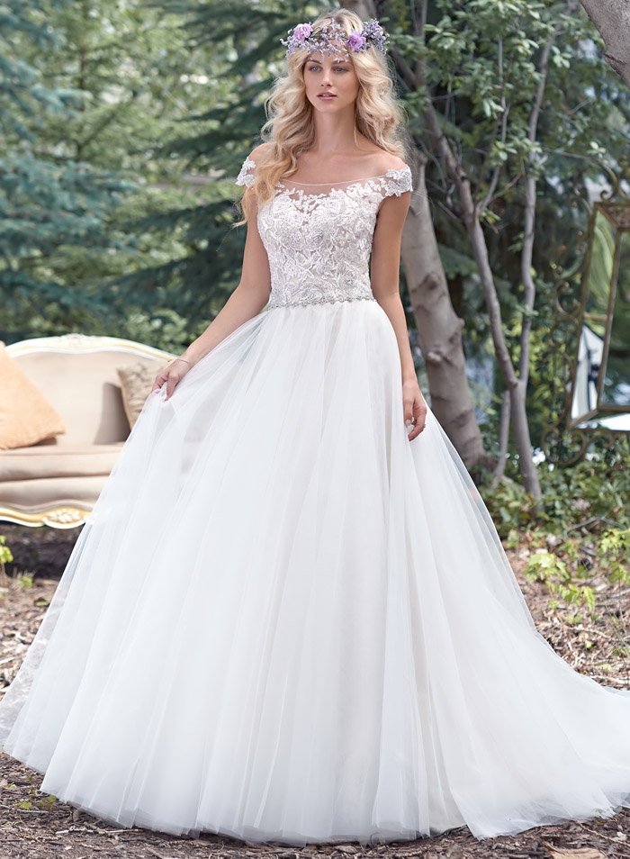 10 Exquisite Rural Style Wedding Dresses | Plus Size Wedding Dress ...