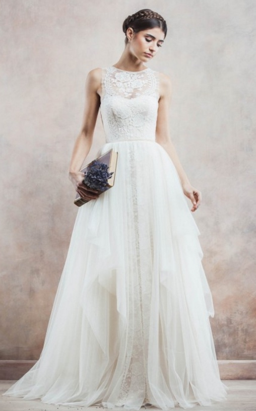 Annasul Y. and Divine Atelier new collection-9 chic wedding dresses 05