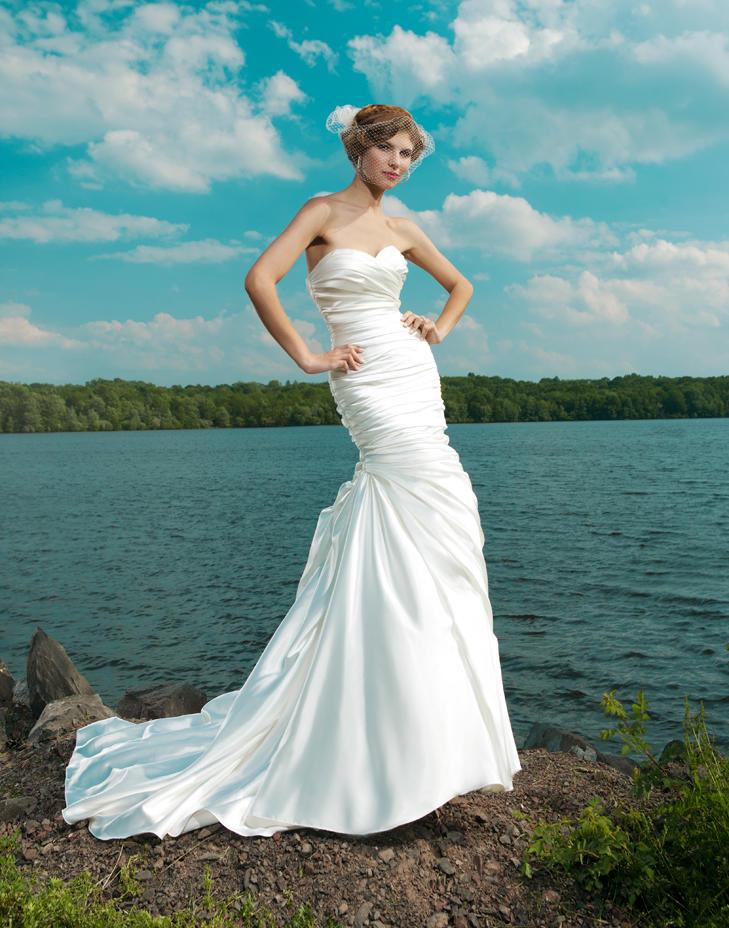 Top10 cheap wedding dresses under $1000 06
