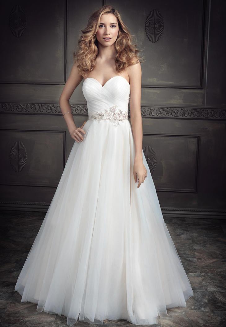 Affordable Wedding Dresses Under $1,000 | Plus Size Wedding Dress ...