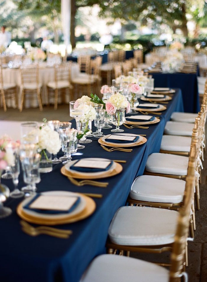 Romantic blue wedding ideas 02