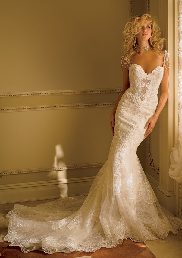 High End Eve Of Milady Wedding Dresses
