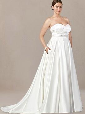 10 stunning plus size wedding dresses