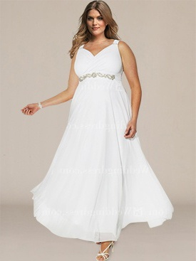 10 stunning plus size wedding dresses 07