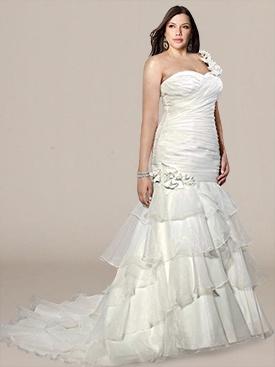 10 stunning plus size wedding dresses 10