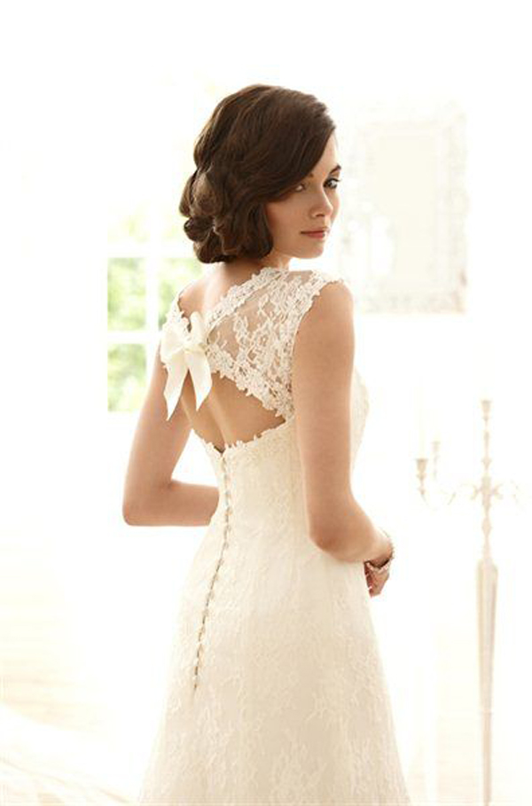 Top10 retro wedding dresses 03