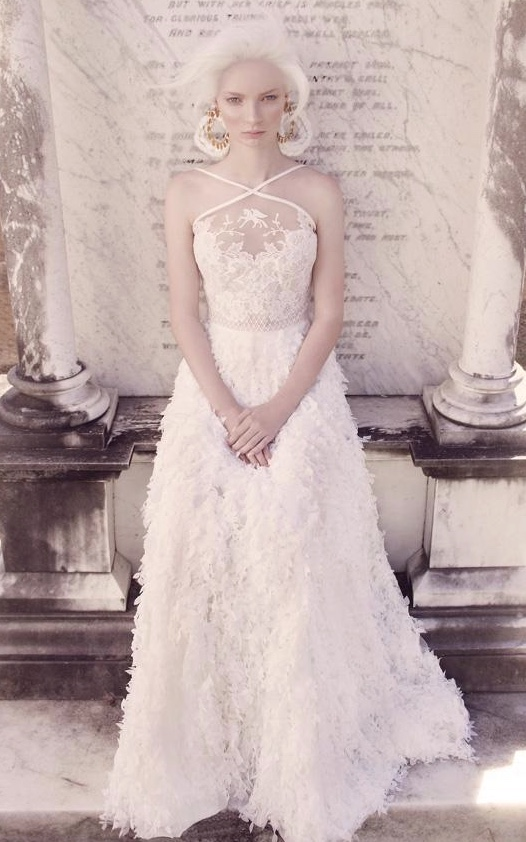 Divine Atelier And George Wu Wedding Dresses 09