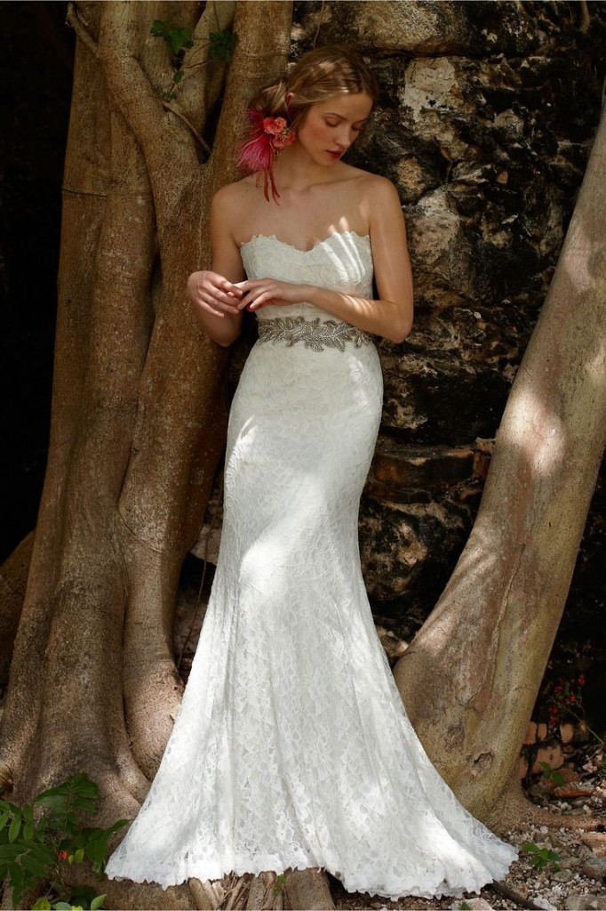 Affordable wedding dresses you should not miss 07