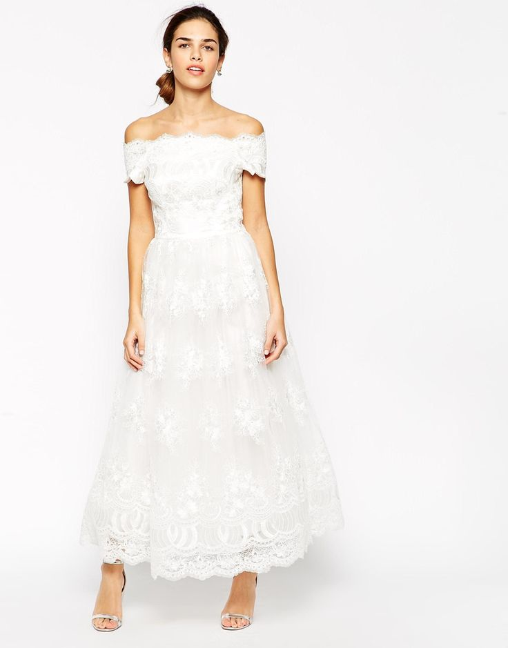 Affordable wedding dresses you should not miss 08