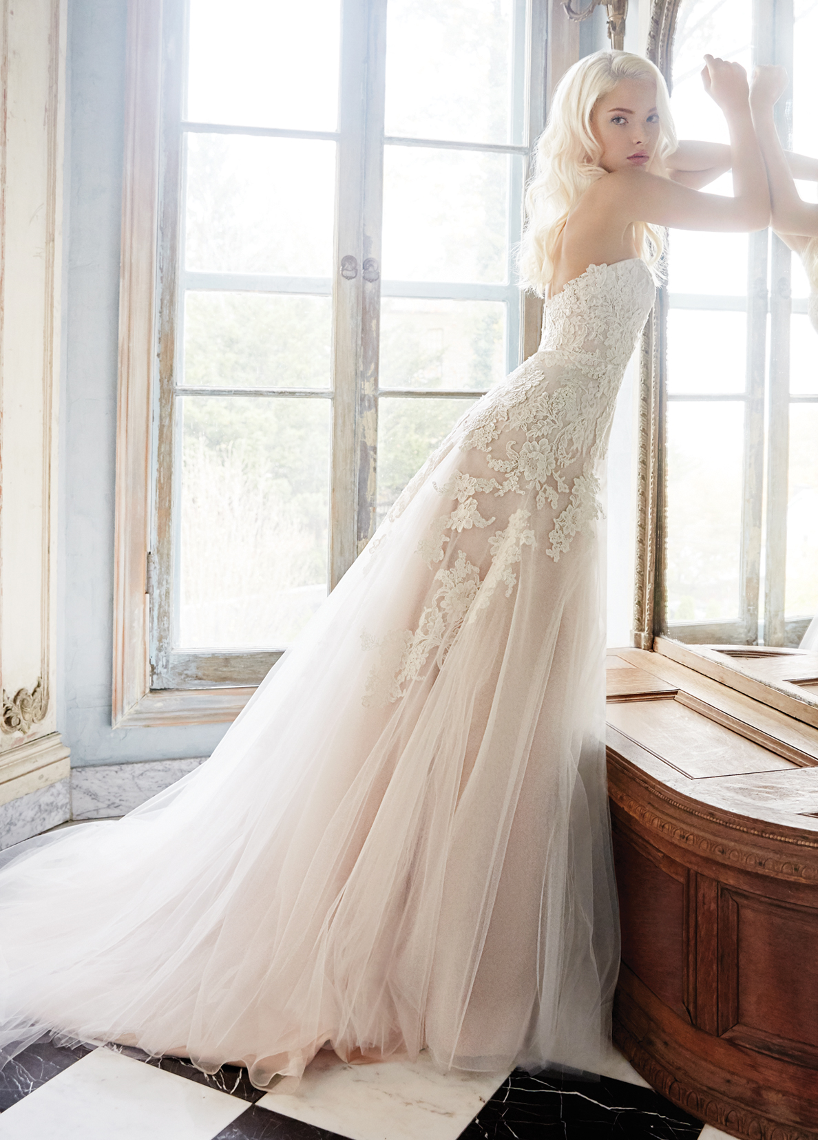 Alvina Valenta 2016 spring wedding dresses 07